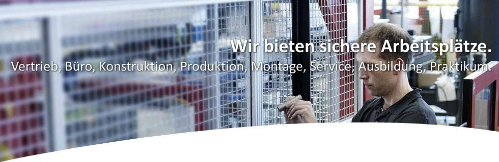 Elektriker (m/w) - RSA cutting systems GmbH